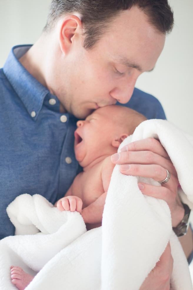 Claire, Newborn